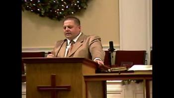 Mid-Week Prayer Meeting 12-21-2010 - Community Bible Baptist Church 2of2