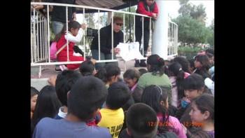 Mission to Ensenda, Baja California, MEXICO 2010