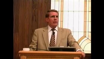 Hovind Debate v. Callahan (theistic evolution): Adam Real?