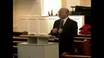 Sunday School 12-26-2010 Community Bible Baptist Church