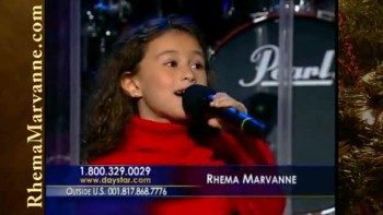Rhema on DayStar Network TV - Christmas LIVE 2010
