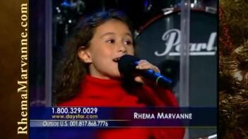 Rhema on DayStar Network TV - Christmas LIVE 2010