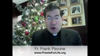 Jesus Christ at Christmas - Pro Life Church