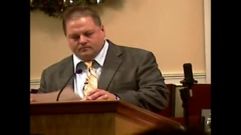 What We Find When We Find Jesus 12-26-2010 - Sun AM Preaching - Community Bible Baptist Church 2of2