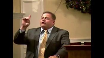 Sun PM Preaching - 12-26-2010 -  Community Bible Baptist Church 1of2