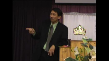 Pastor Preaching - November 14, 2010