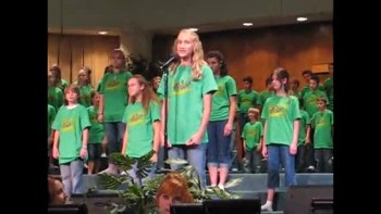 Moriah's Testimony at Musical Boot Camp
