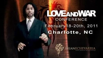 2011 Love And War Conference
