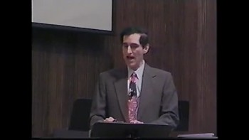 Hovind Debate (creationism) v. Callahan (theistic evolution)
