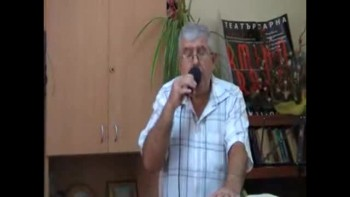 Пастор  Фахри  Тахиров  -  Земният  живот  на  човека , не  е  ли  воюване