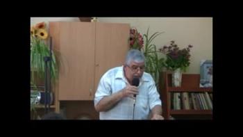 Пастор  Фахри  Тахиров  -  Смърт  и  Живот  има  в  силата  на  езика