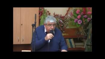 Пастор  Фахри  Тахиров  -  Защото  Бог  толкова  възлюби  Света