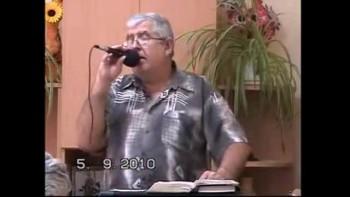 Пастор  Фахри  Тахиров  -  Битката  между  Давид  и  Голиат