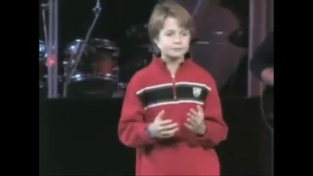 Amazing! 11 Year-Old Reveals Jesus Throughout the Entire Bible!