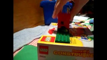 Lego Soda Machine (really works)