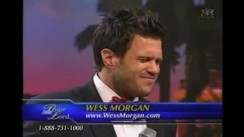 Wess Morgan - I'll Be Home For Christmas