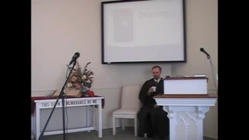 """""""Good News for Zion,"""" Pt. 2. 1/09/2011. First OPC Perkasie"""