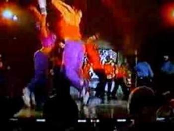 Honey the movie dance scene