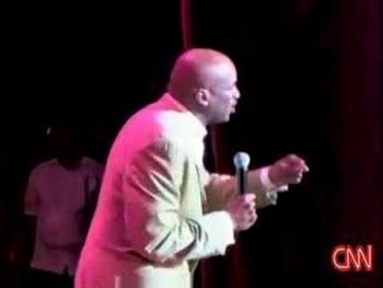 Donnie McClurkin's comments at Obama's gospel concert