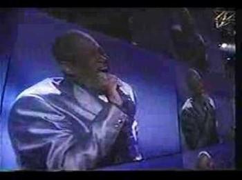 Donnie McClurkin We Fall Down Stellars Awards Show 2000