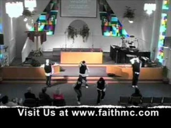 Gospel Mime: Stand Out, Tye Tribbett & GA