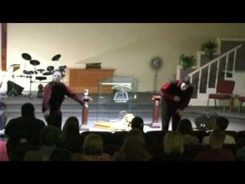 Gospel Mime: Stand, Donnie McClurkin, Ron Winans