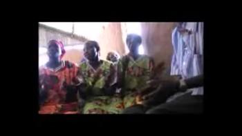 Documentário sobre a missão de Kacheliba