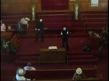When Sunday Comes - Gospel mime