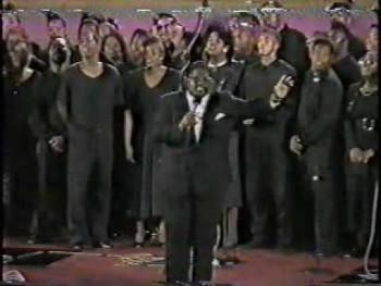 Ronald Winans/ Bebe Winans Song of Concecration