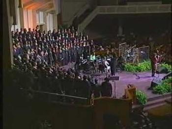 Lisa Page Brooks singing Open Praise