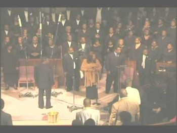 Detroit Mass Choir & Vanessa Bell Armstrong - Peace Be Still
