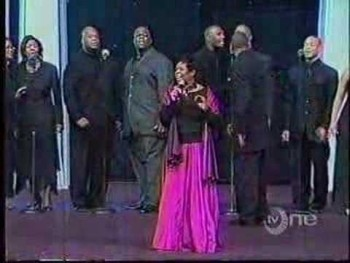 Vanessa Bell Armstrong singing The Medley