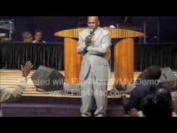 Bishop Joseph Walker and Royce Mosley Pt. 1!