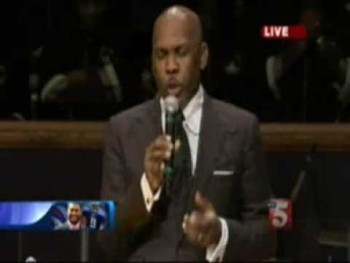 Part 1 - Steve McNair Memorial: Eulogy by Bishop Joseph W. Walker