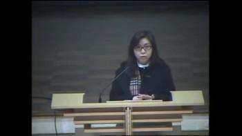 Kei To MongKok Church Sunday Service 2011.01.09 part 1/4