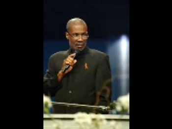 Bishop Noel Jones Get Up It's Over Part I