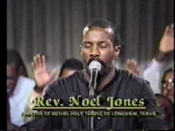 Bishop Noel Jones- Going Where I Never Been pt. 1