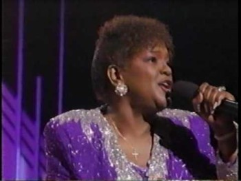 "Shirley Caesar ""He's Working It Out"""