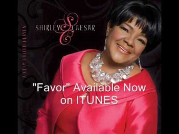 "Shirley Caesar - ""Favor"" (Audio Only)"