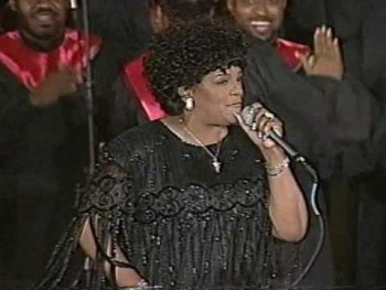 MAMA SHIRLEY CAESAR LIVE - I WOULDN'T TAKE NOTHING FOR MY JOURNEY