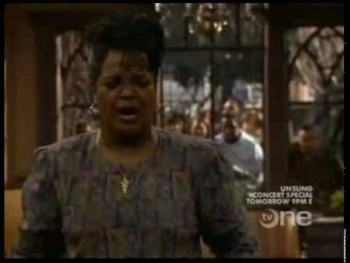Shirley Caesar sings GOD WILL TAKE CARE OF YOU