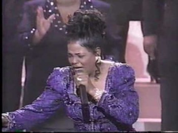 "Shirley Caesar ""He's Bringing You Out"""