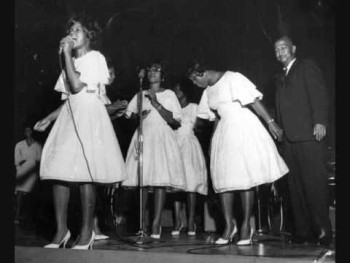 "The Caravans feat. Shirley Caesar: ""Glory!"""