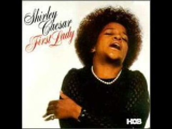 I Find No Fault- Shirley Caesar