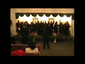 "Choirs on Fire 2008 ""Praise Your Way Through"", Shirley Caesar"