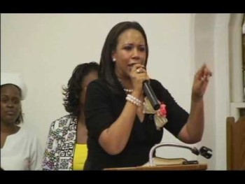 "Pastor Azizah Morrison ""The Spirit of Seth"""