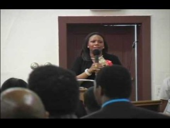 "Pastor Azizah Morrison ""The Spirit of Seth"" Praise Break"