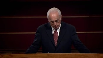 A Model for Giving Thanks (1 Chronicles 16:8-36) - John MacArthur