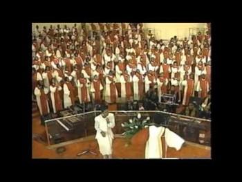 Greater St Stephen's Mass Choir feat Monica Robinson