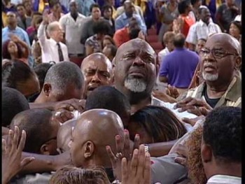 """ONE WORD FROM GOD"" - BISHOP TD JAKES"